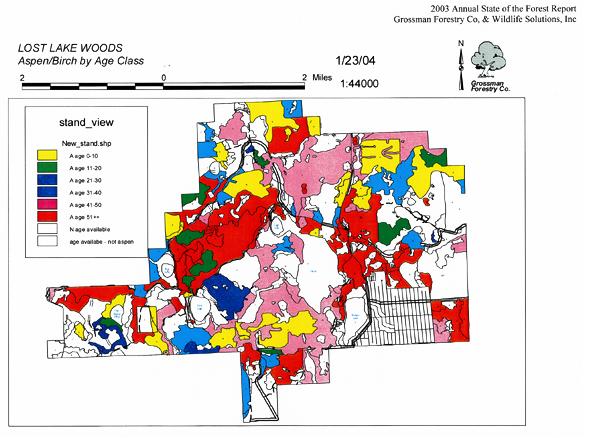 Grossman Forestry, Upper Peninsula Timber Marketing Specialists